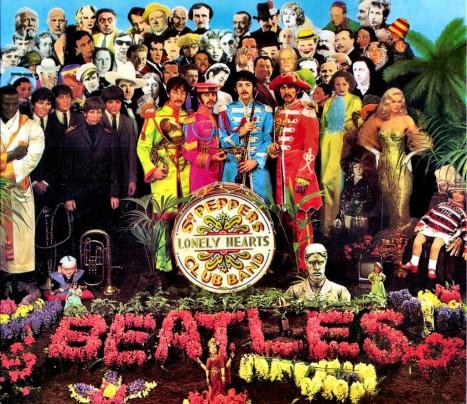 同是1967年6月1日推出的Sgt. Pepper's Lonely Hearts Club Band