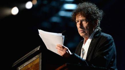 試用五首歌詞說服你:Bob Dylan真的可以成為文學獎得主
