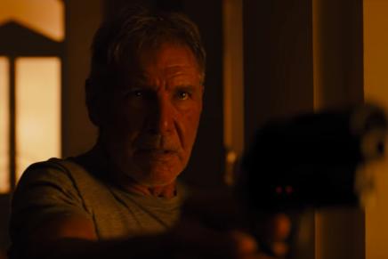 《銀翼殺手》續集劇情公開:Deckard終在2049年現身!