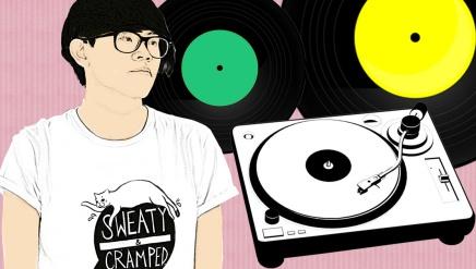 【專訪】Sweaty&Cramped的七吋唱片宣言:樂隊們,別懷疑自己,出碟吧!